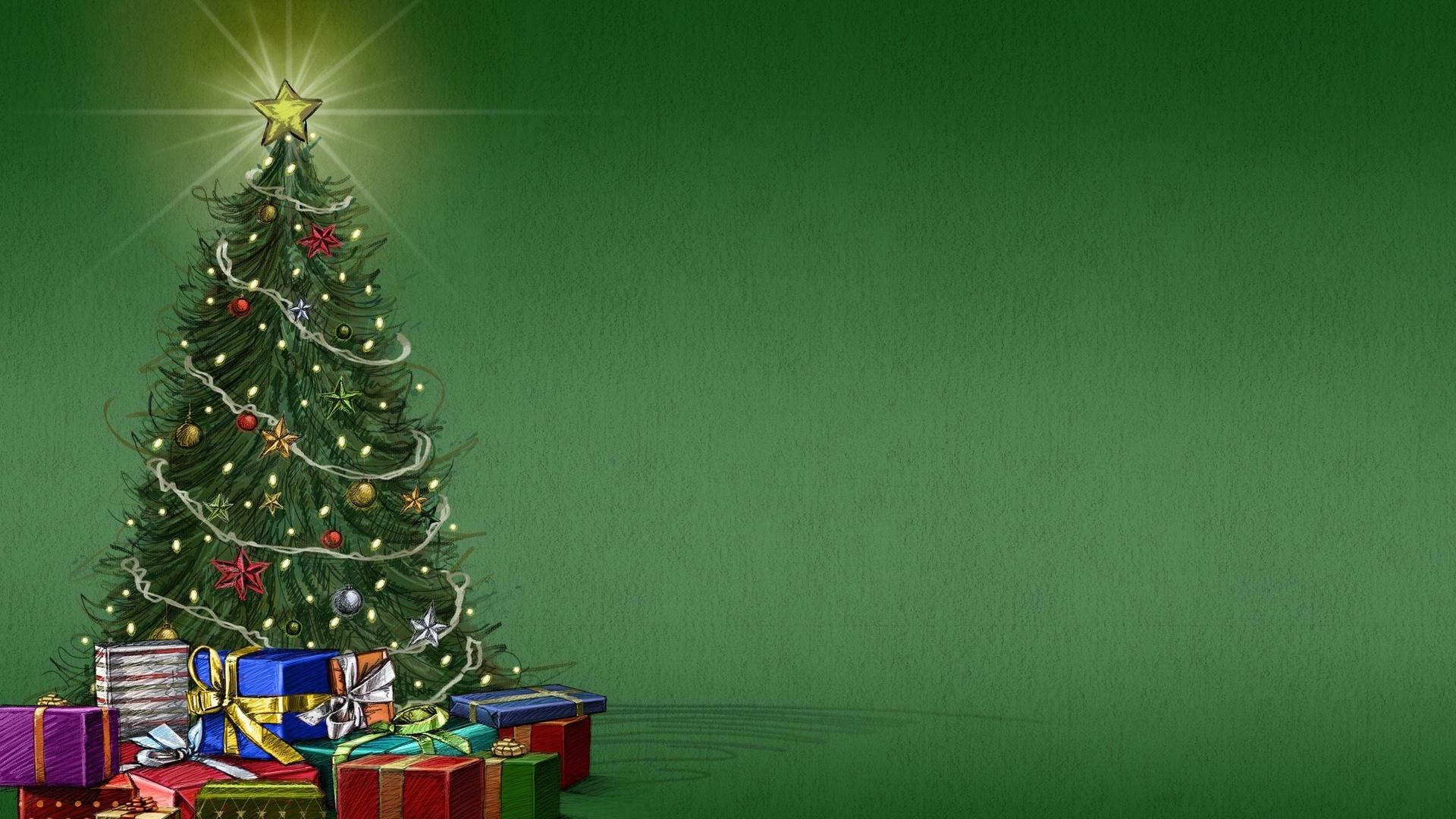 20680 télécharger le fond d'écran Fêtes, Nouvelle Année, Sapins, Noël - économiseurs d'écran et images gratuitement