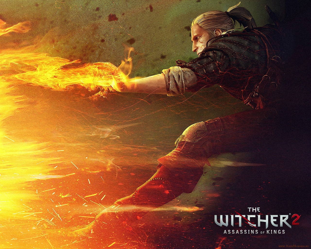 22549 Hintergrundbild herunterladen Spiele, Witcher - Bildschirmschoner und Bilder kostenlos