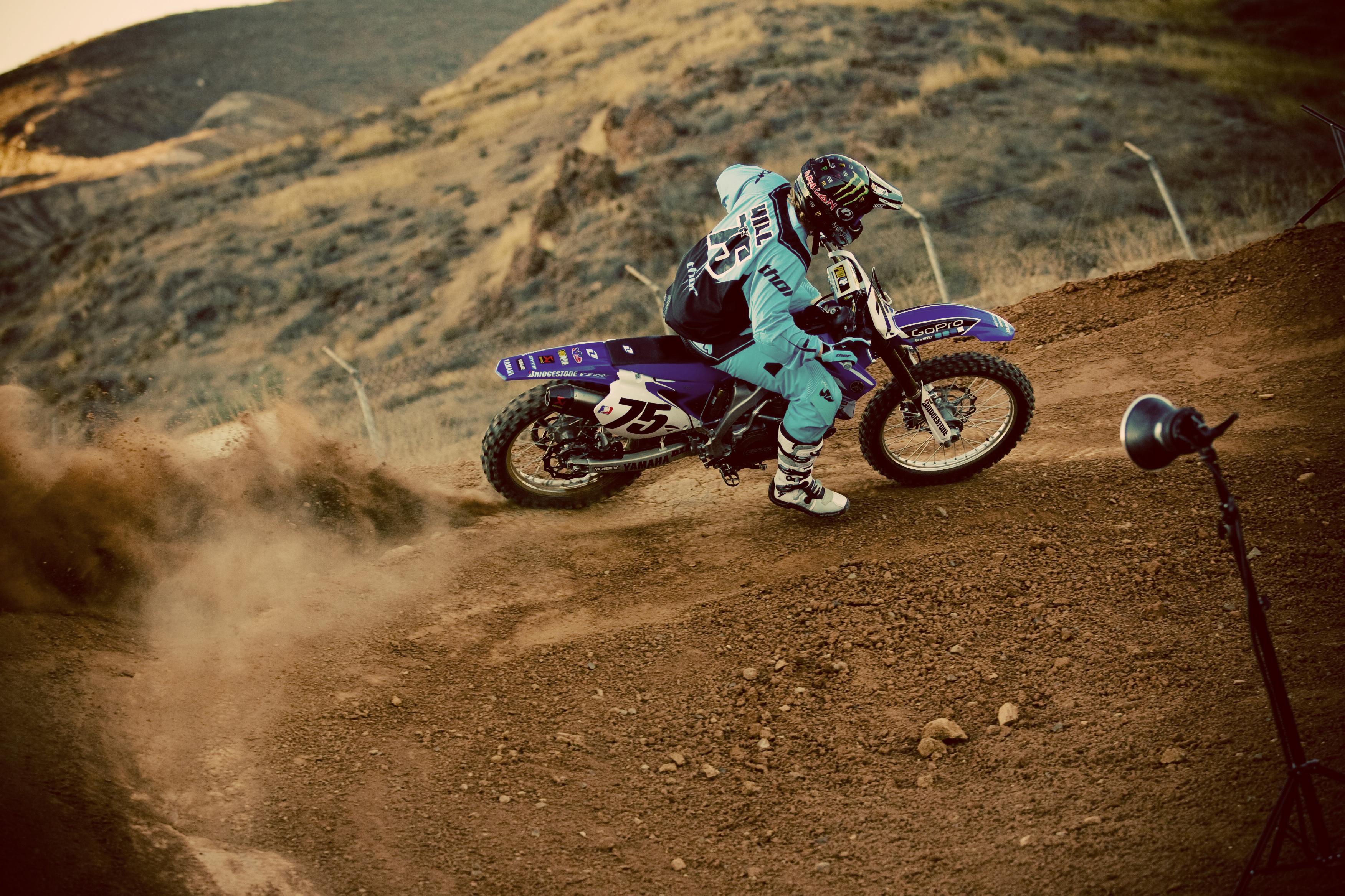 154592 descargar fondo de pantalla Motocicletas, Motocicleta, Motocross, Deportes: protectores de pantalla e imágenes gratis
