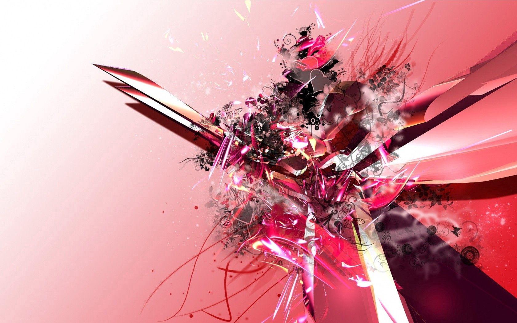 108571 скачать обои Абстракция, Брызги, Взрыв, Фон, Свет, Цвет - заставки и картинки бесплатно