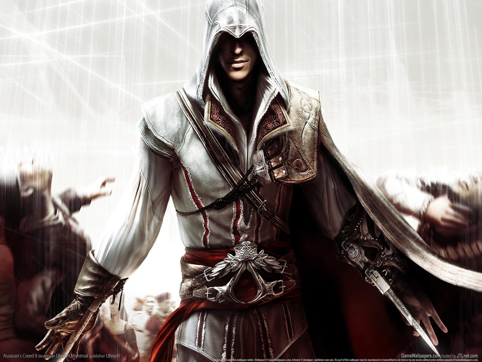 5847 скачать обои Игры, Мужчины, Кредо Убийцы (Assassin's Creed) - заставки и картинки бесплатно