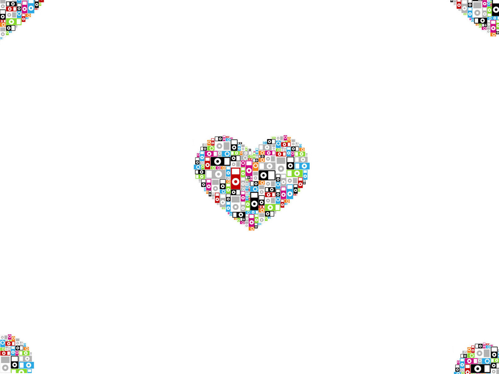 10803 download wallpaper Music, Hearts, Love, Pictures screensavers and pictures for free