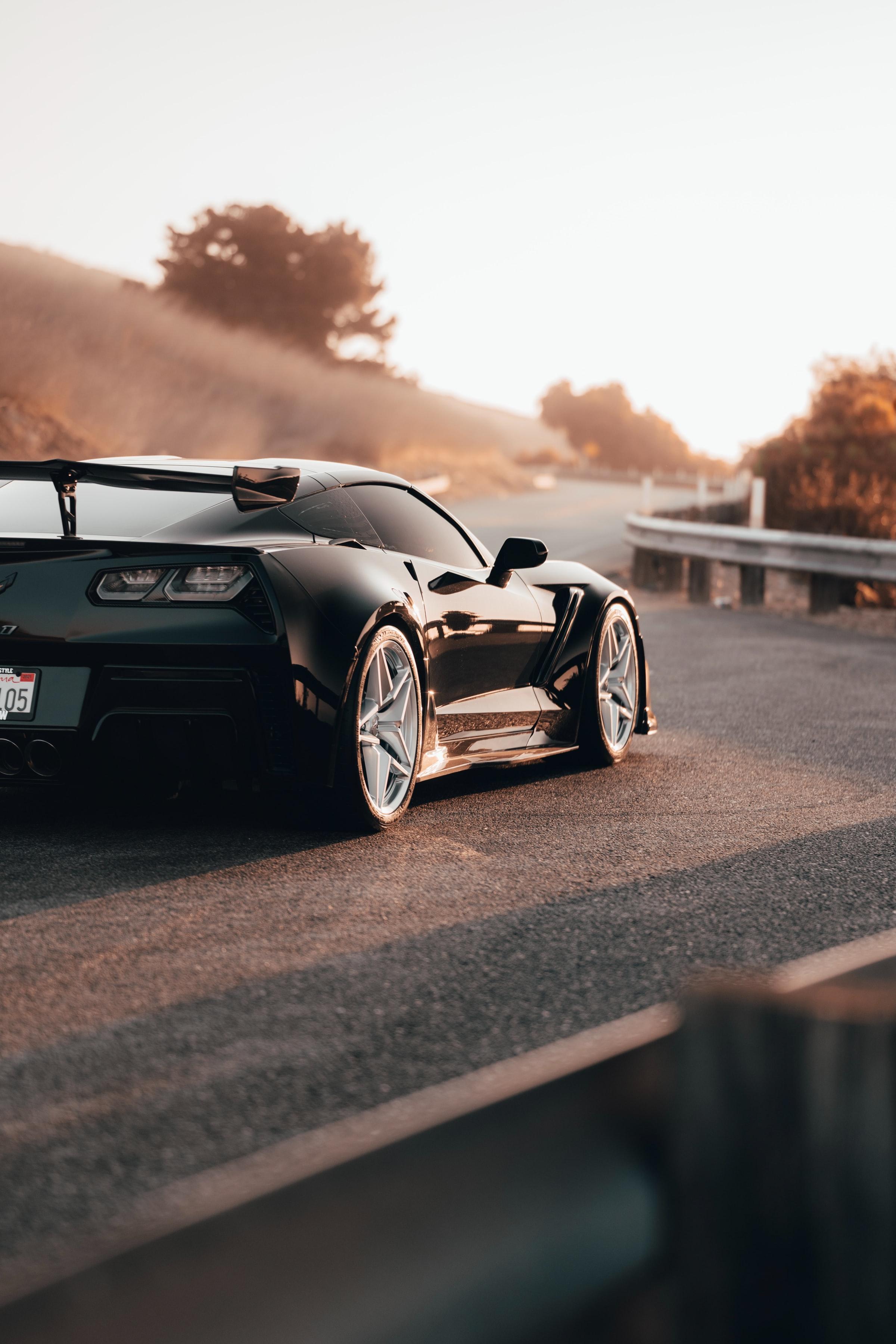 155643 Hintergrundbild herunterladen Auto, Sport, Mclaren, Cars, Wagen, Das Schwarze, Sportwagen, Mclaren P1 - Bildschirmschoner und Bilder kostenlos