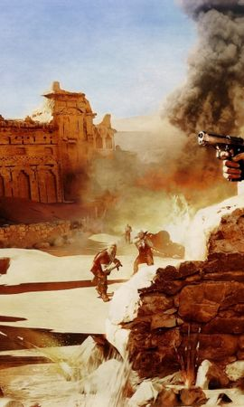 24084 download wallpaper Games, Uncharted screensavers and pictures for free