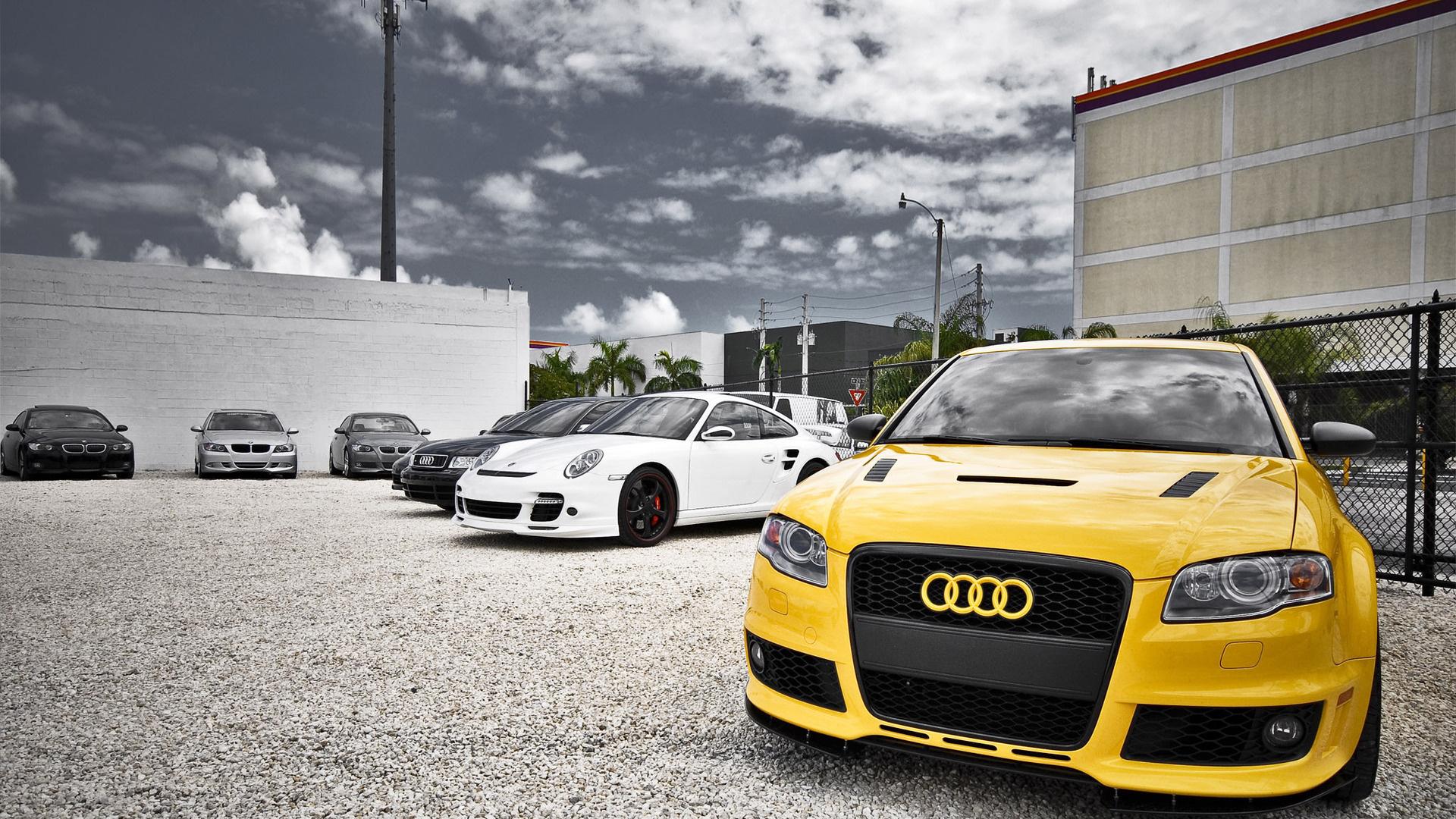 17647 скачать обои Транспорт, Машины, Ауди (Audi) - заставки и картинки бесплатно