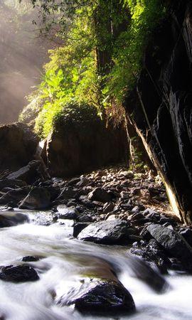 20589 скачать обои Пейзаж, Река, Водопады - заставки и картинки бесплатно