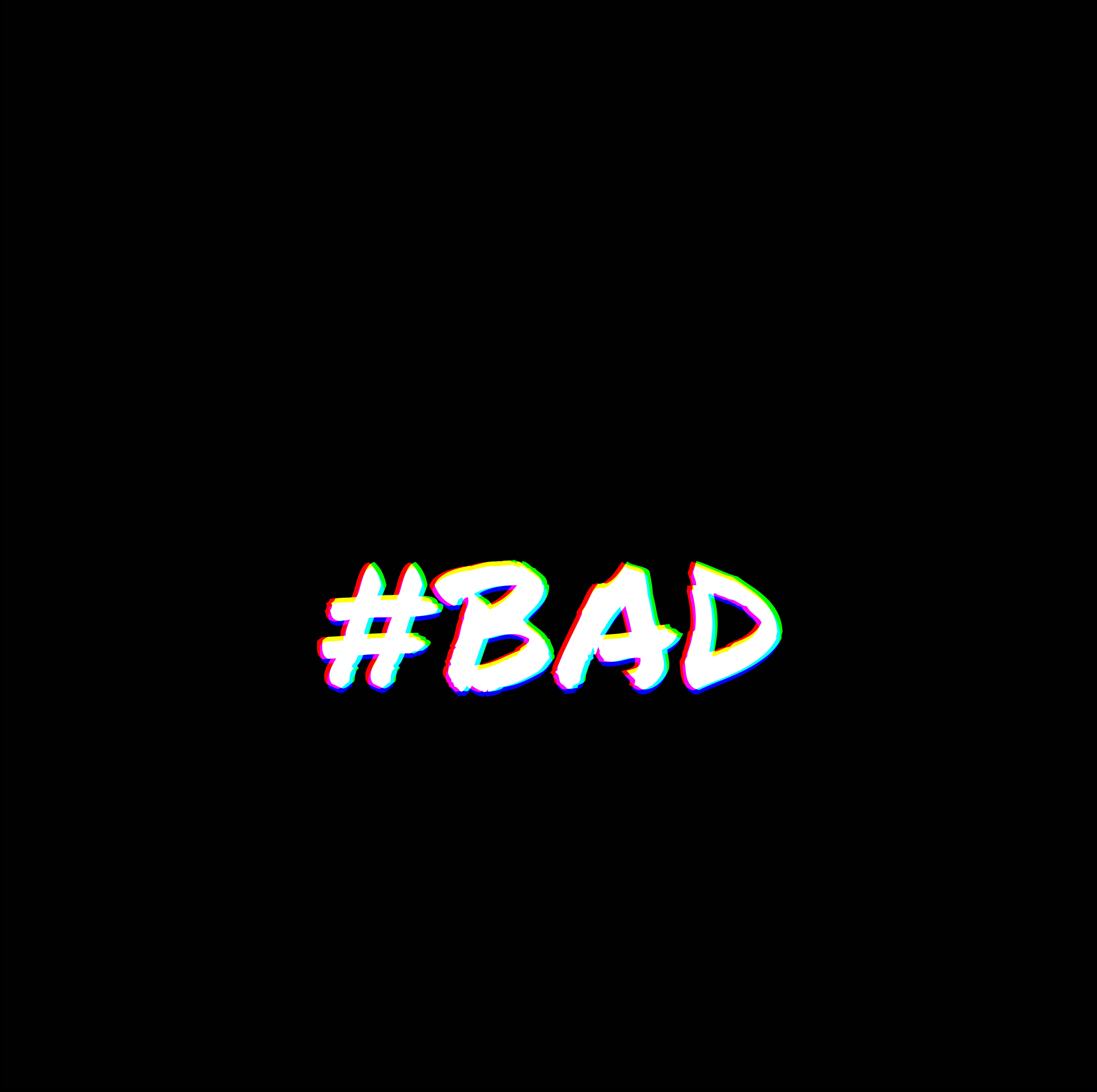 151998 Заставки и Обои Слова на телефон. Скачать Слова, Надпись, Плохой, Хэштег, Bad картинки бесплатно