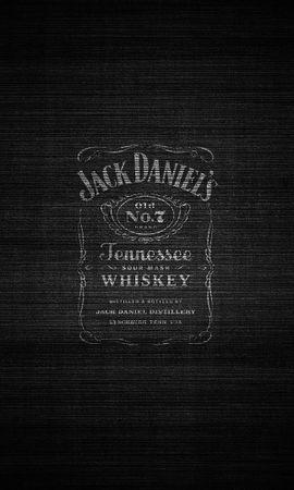 19259 скачать обои Бренды, Фон, Логотипы, Jack Daniels - заставки и картинки бесплатно