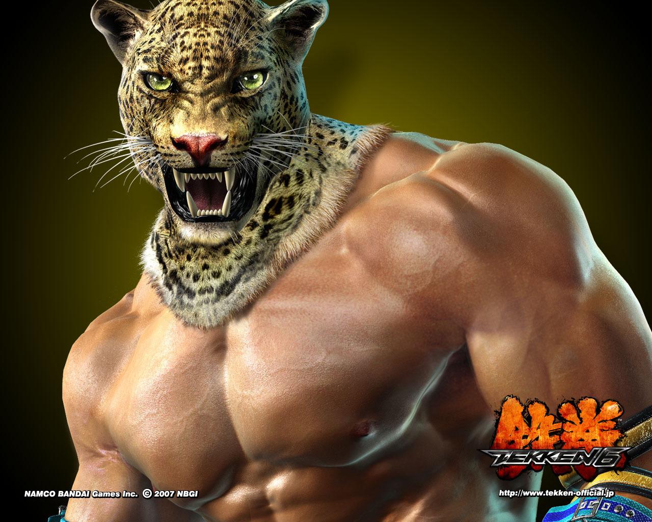 2158 скачать обои Игры, Tekken - заставки и картинки бесплатно