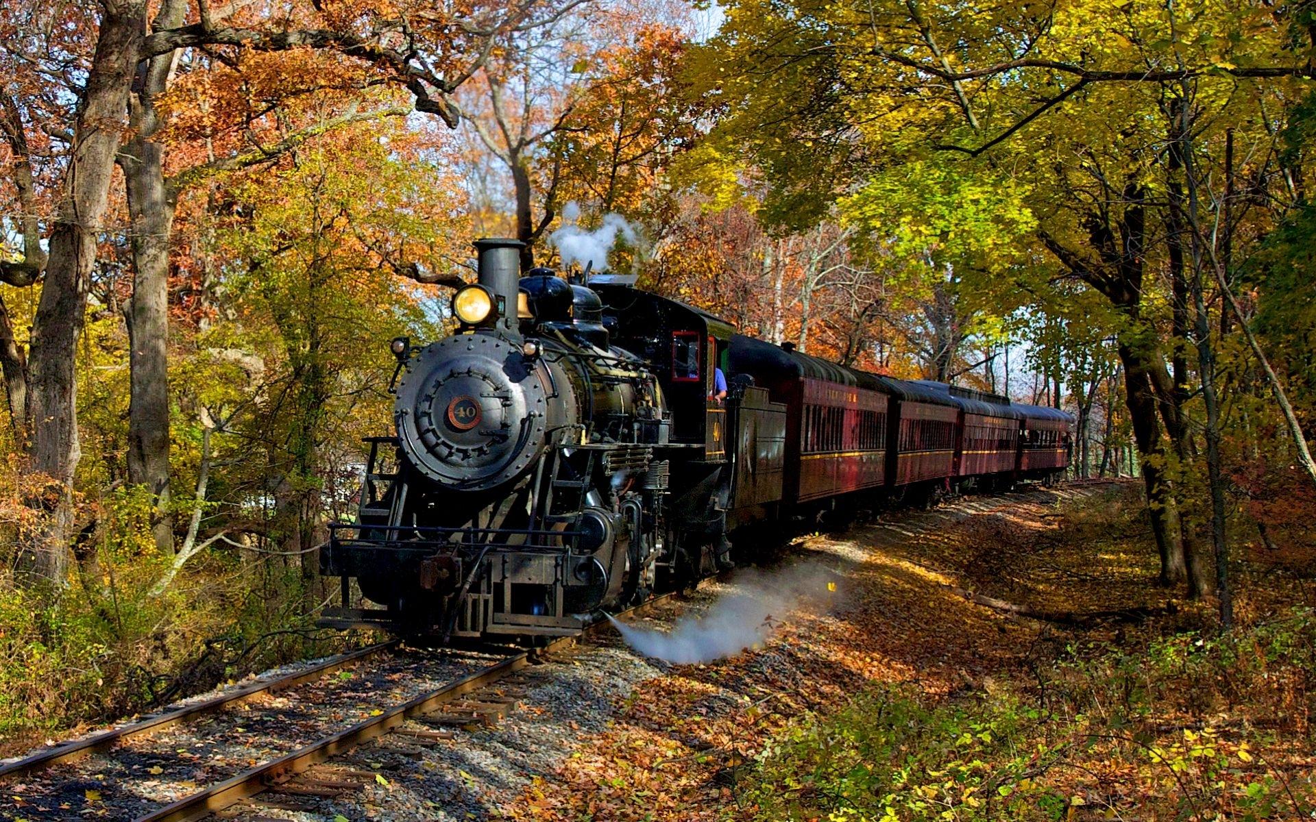 40596壁紙のダウンロード輸送, 列車-スクリーンセーバーと写真を無料で