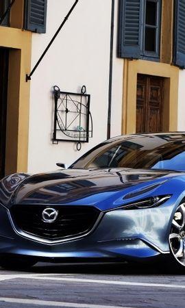 25845 скачать обои Транспорт, Машины, Мазда (Mazda) - заставки и картинки бесплатно
