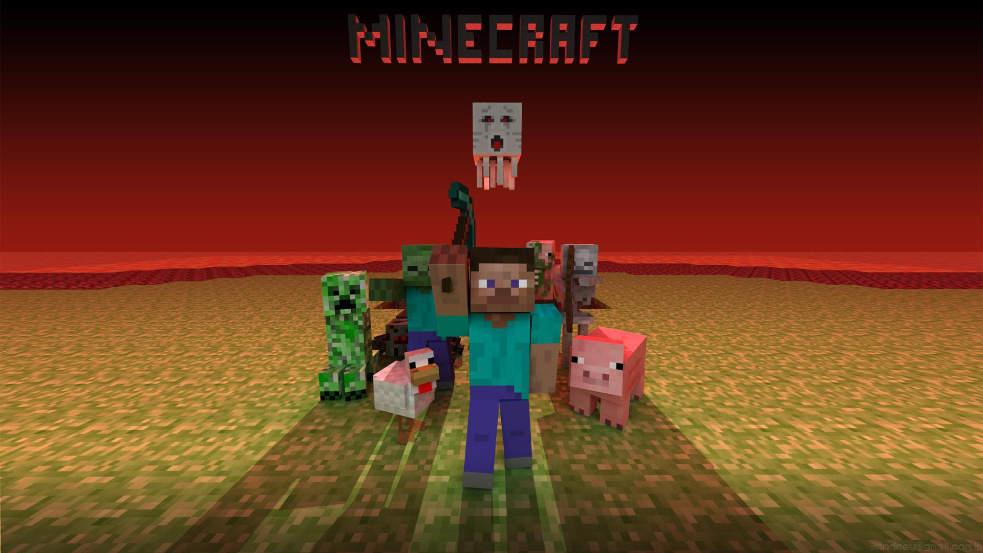 18103 скачать обои Игры, Фон, Майнкрафт (Minecraft) - заставки и картинки бесплатно