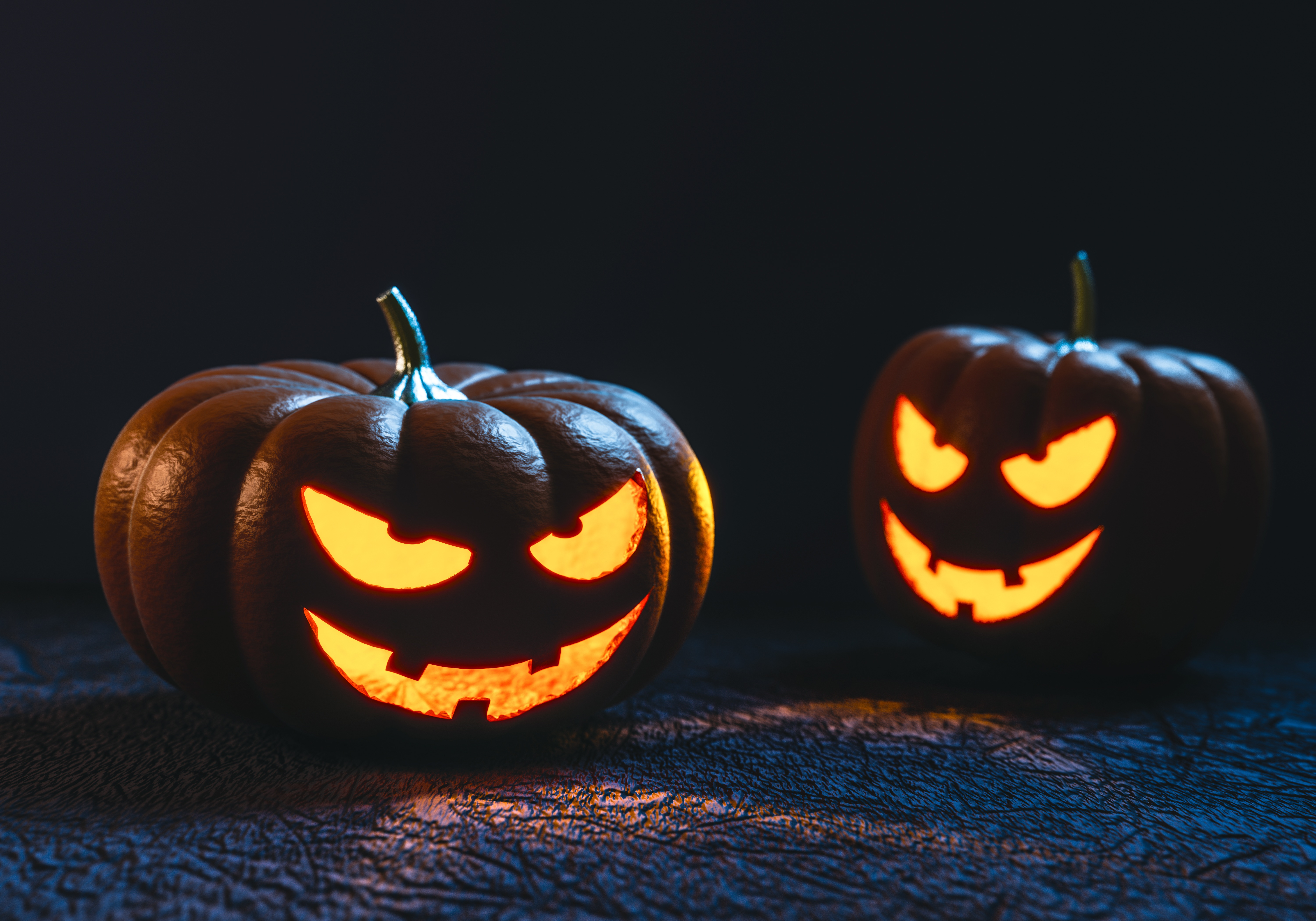 58995 Screensavers and Wallpapers Halloween for phone. Download Holidays, Halloween, Pumpkin, Mask pictures for free