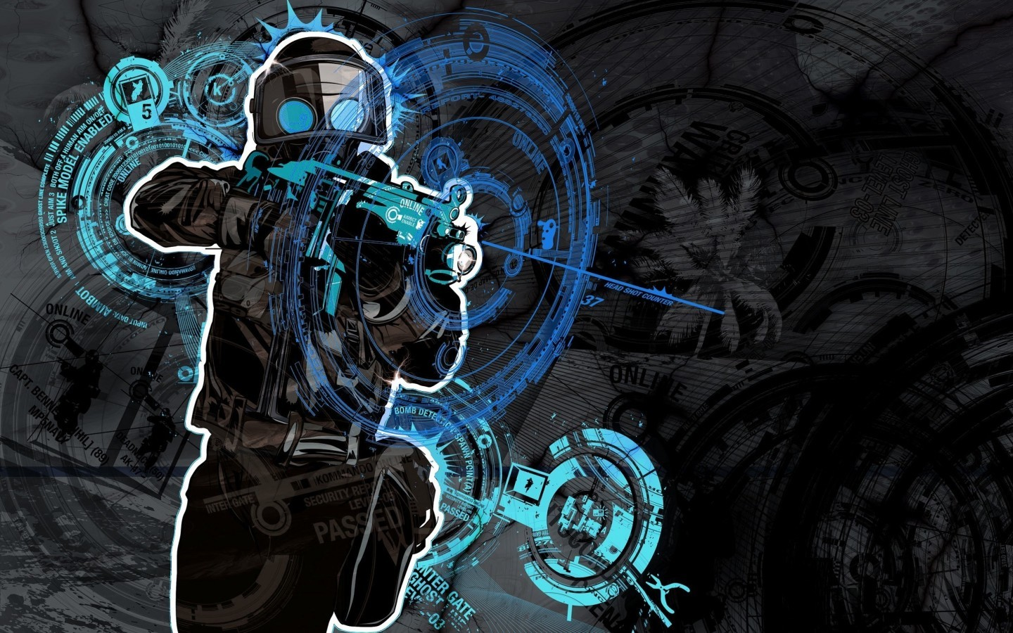 22278 download wallpaper Games, Counter Strike screensavers and pictures for free