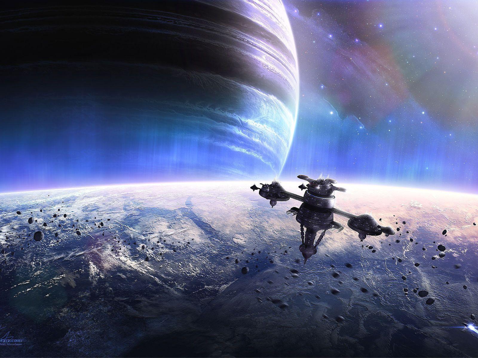 11215 скачать обои Пейзаж, Арт, Планеты, Космос - заставки и картинки бесплатно