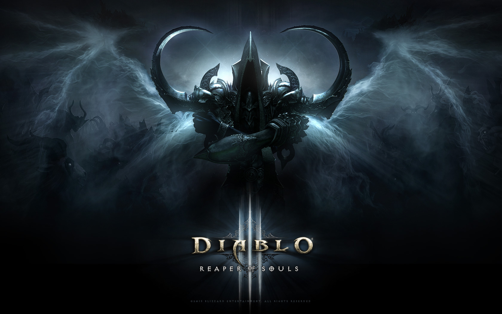 20813 download wallpaper Games, Diablo screensavers and pictures for free