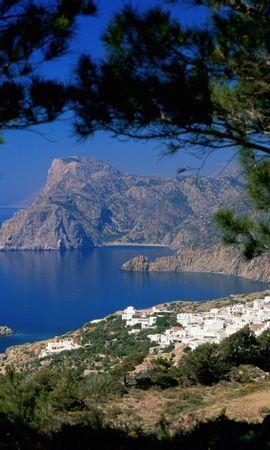 30409 скачать обои Пейзаж, Горы, Море - заставки и картинки бесплатно