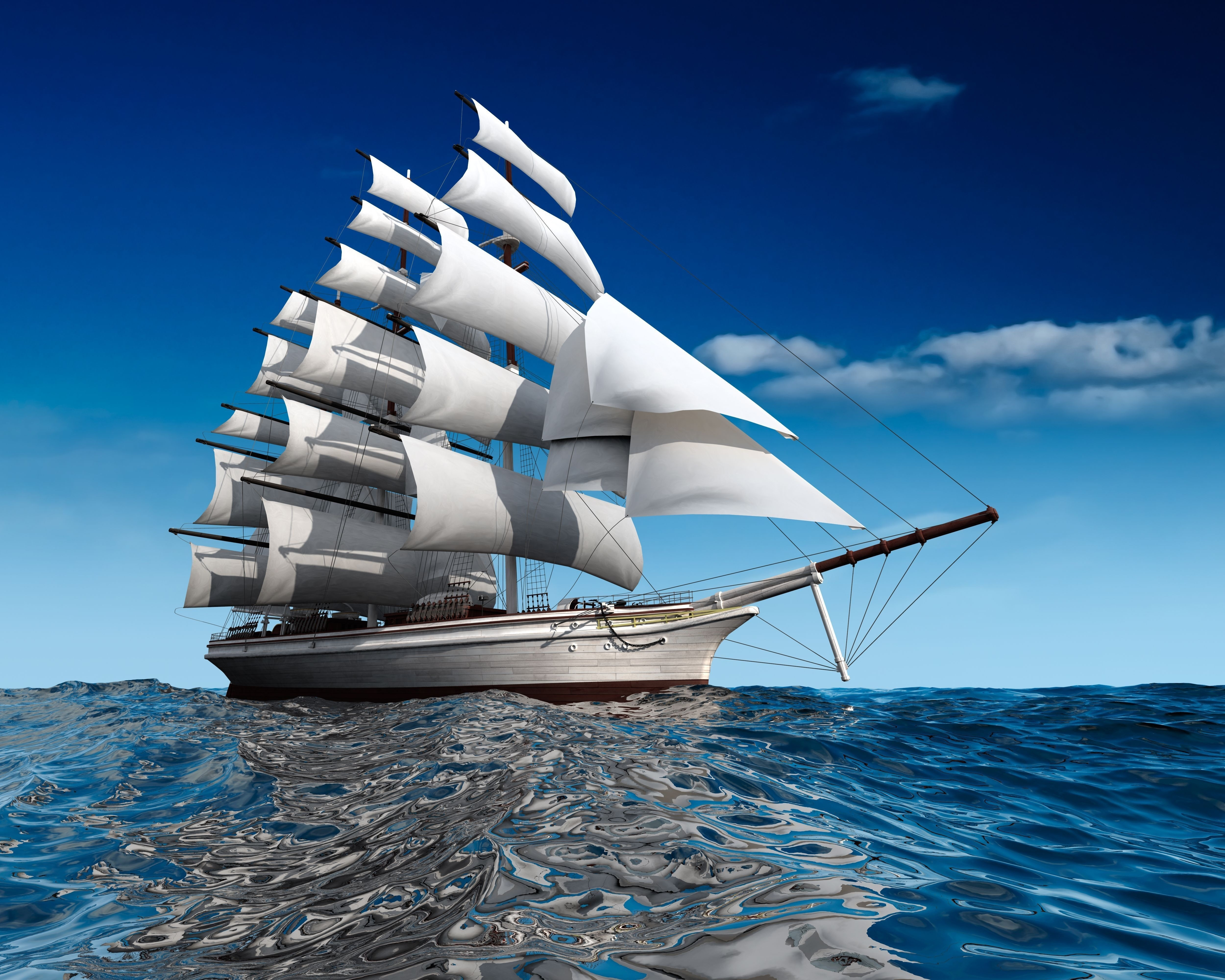 20565 download wallpaper Transport, Ships, Sea screensavers and pictures for free