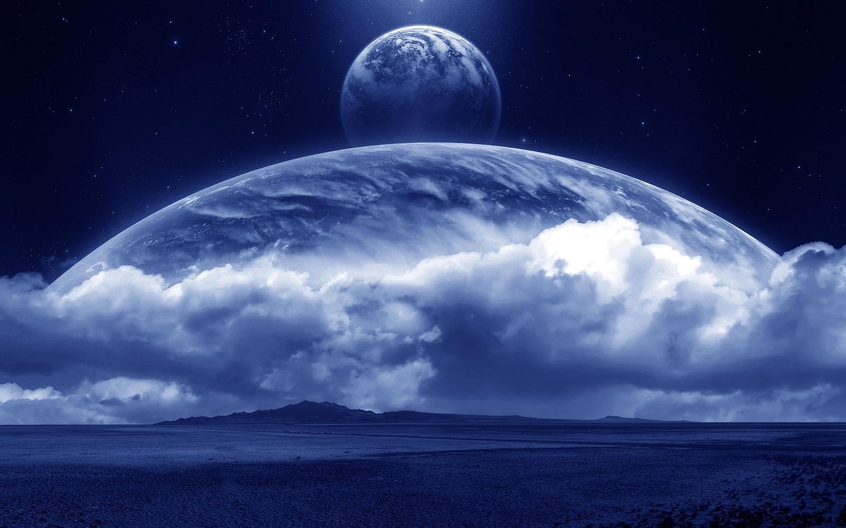 15649 скачать обои Пейзаж, Небо, Планеты - заставки и картинки бесплатно