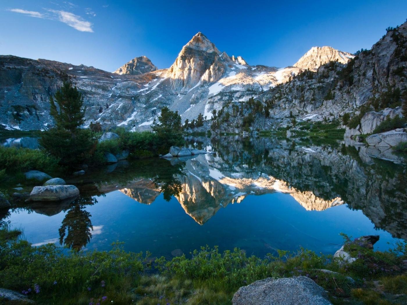 48776 télécharger le fond d'écran Paysage, Nature, Montagnes, Lacs - économiseurs d'écran et images gratuitement