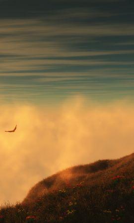30132 скачать обои Пейзаж, Закат, Облака - заставки и картинки бесплатно
