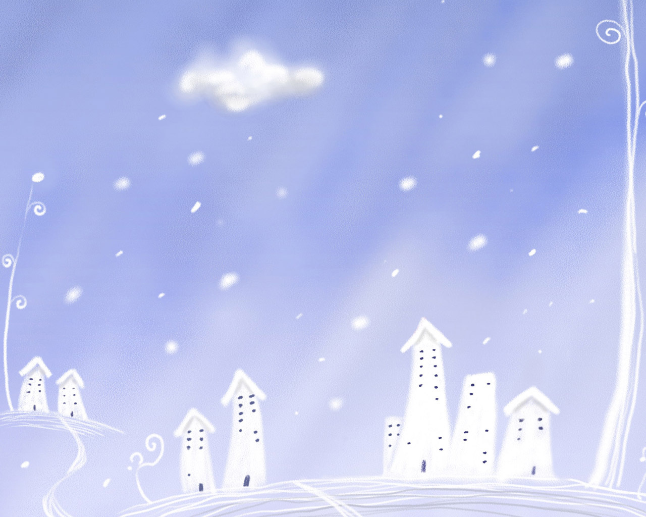 19043 download wallpaper Winter, Background, Pictures screensavers and pictures for free