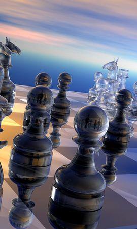 14575 скачать обои Игры, Шахматы, Объекты - заставки и картинки бесплатно