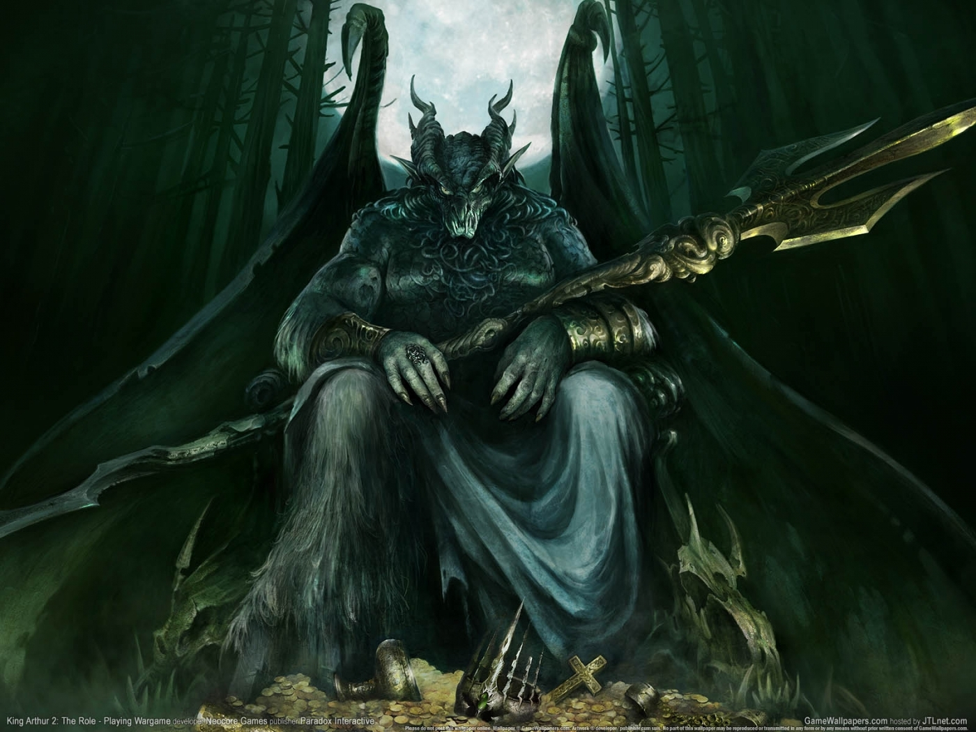 28410 Screensavers and Wallpapers Demons for phone. Download Fantasy, Demons pictures for free