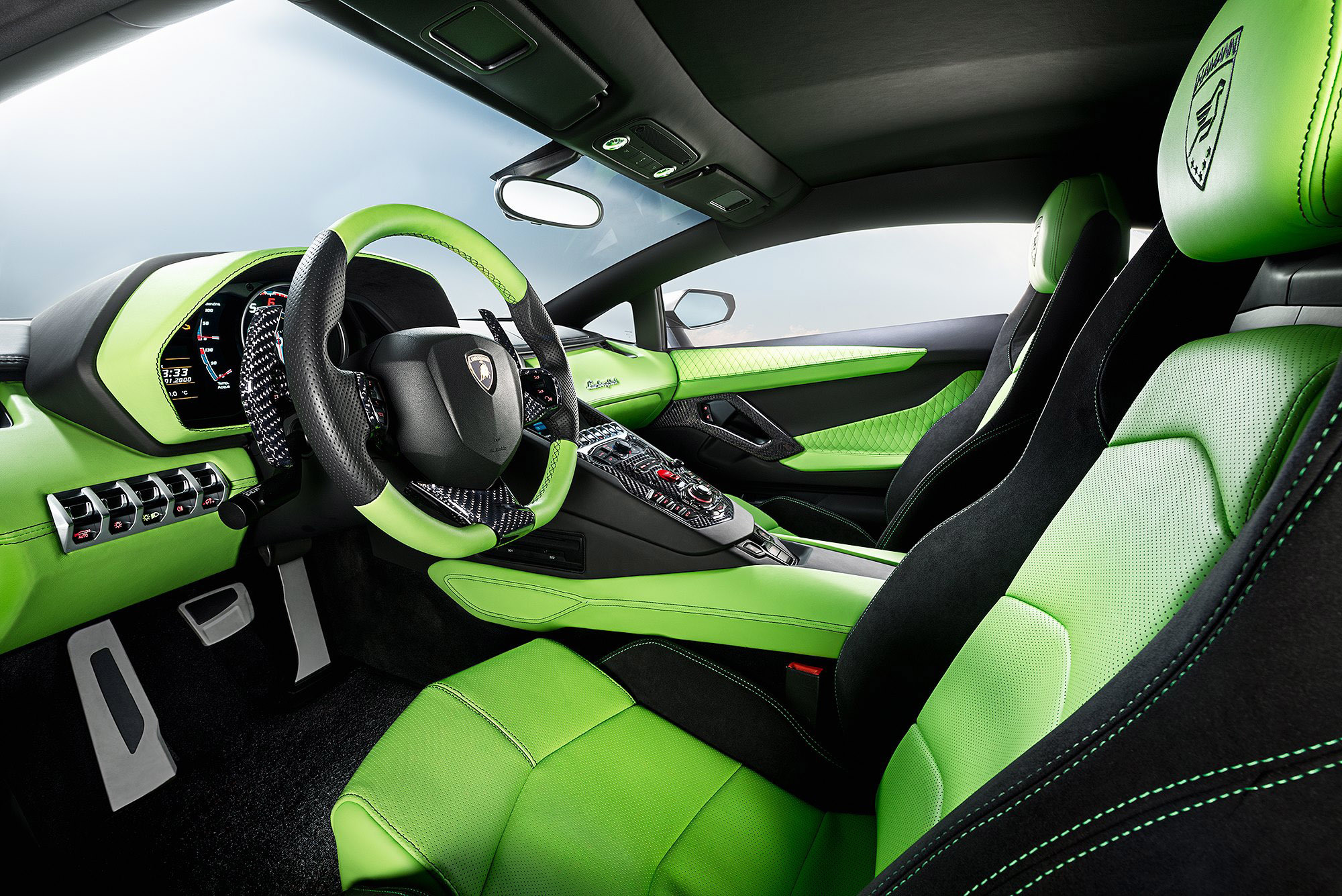 136681 download wallpaper Lamborghini, Cars, 2014, Aventador, Lp700-4, Auto Salon screensavers and pictures for free