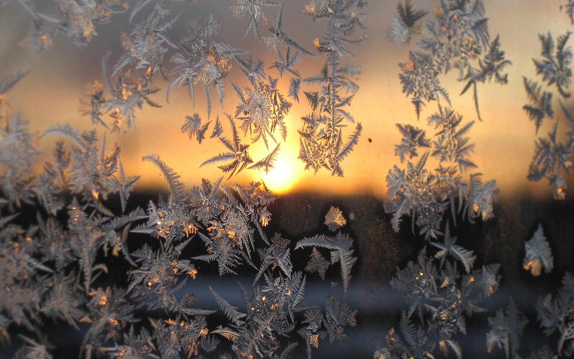17244 скачать обои Зима, Закат, Фон, Лед - заставки и картинки бесплатно