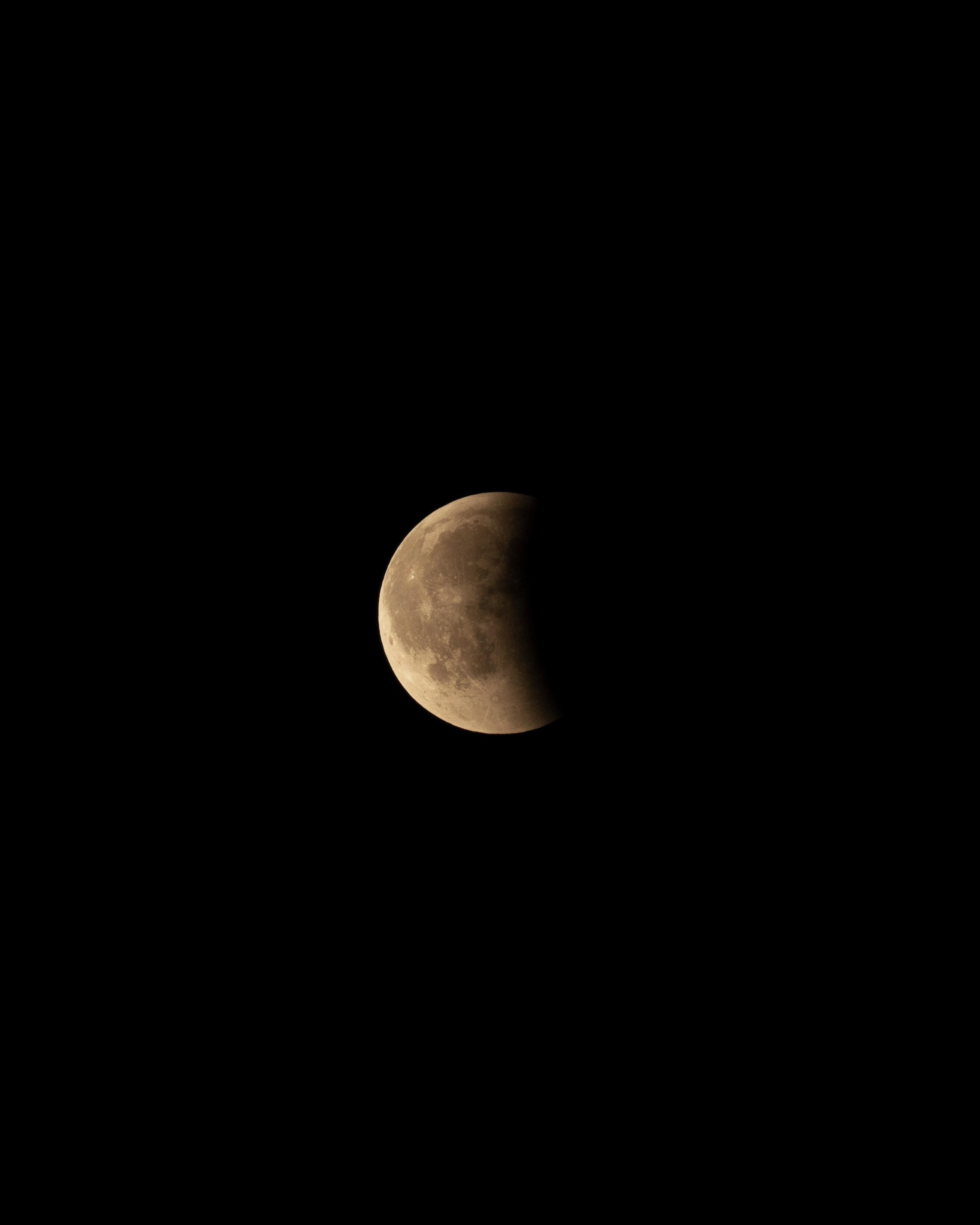 107038 Protetores de tela e papéis de parede Lua em seu telefone. Baixe Escuro, Universo, Noite, Lua, Lua Cheia fotos gratuitamente
