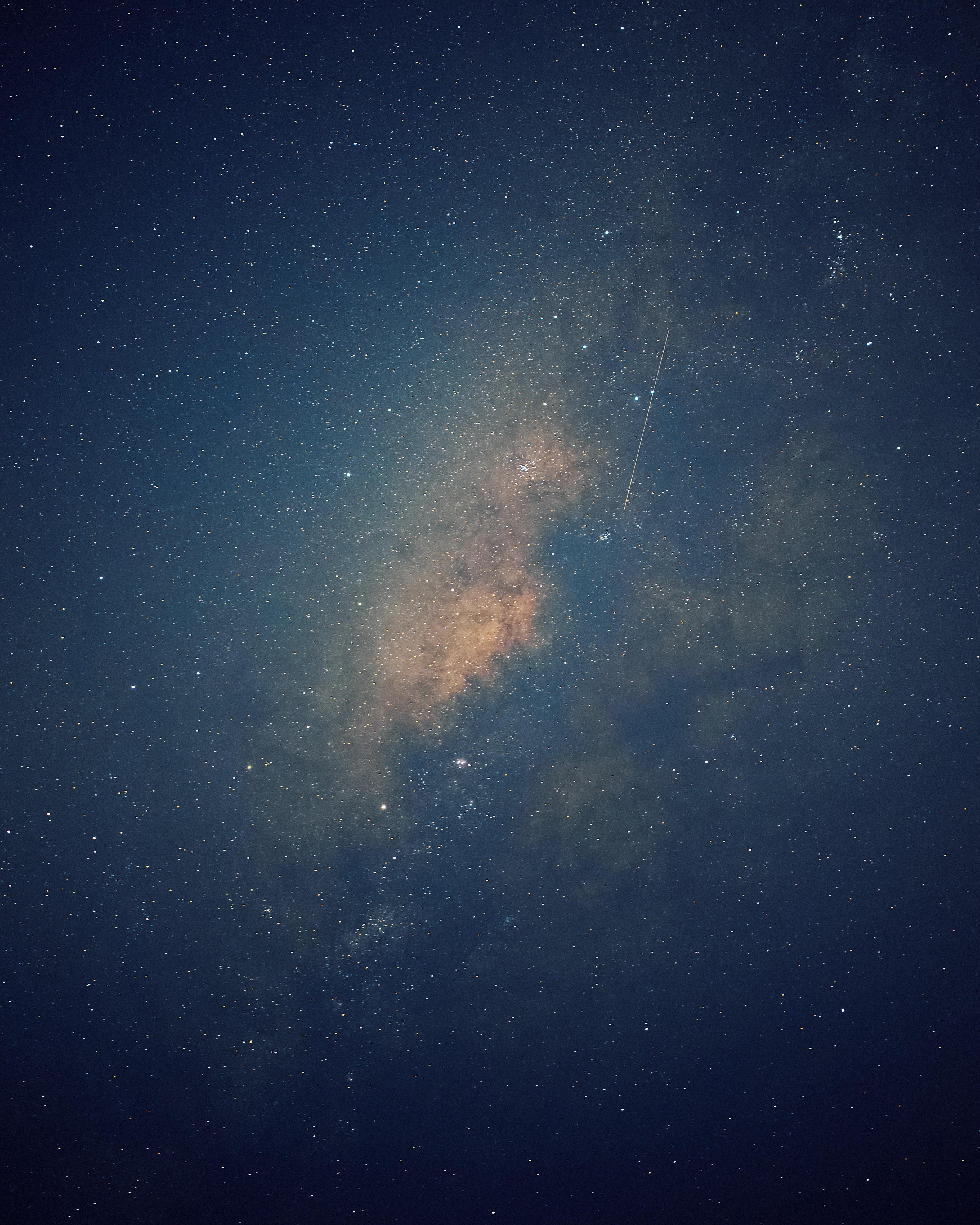 54404壁紙のダウンロード天の川, 星空, 宇宙, 輝く, 輝き, スター-スクリーンセーバーと写真を無料で