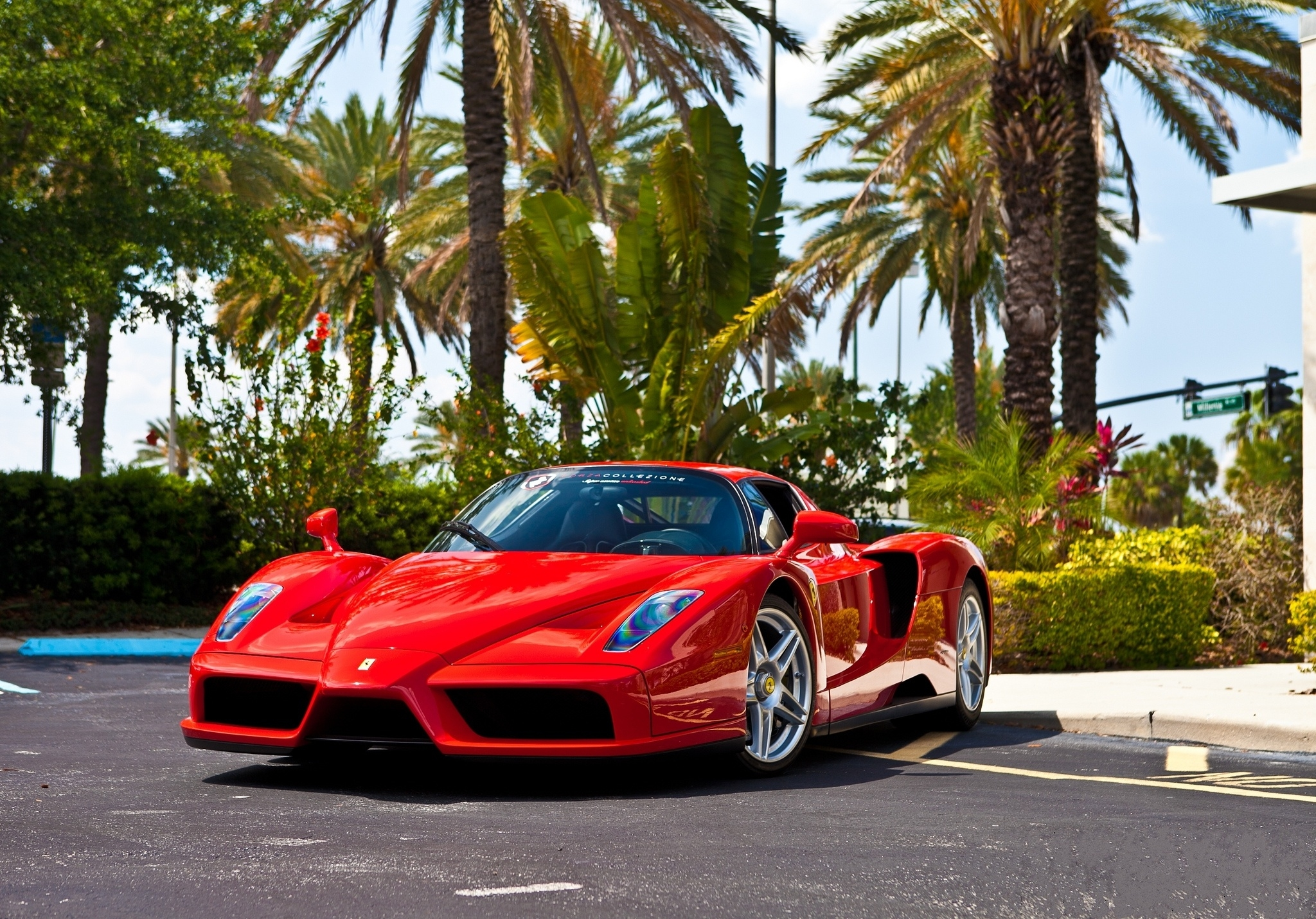 55807 Screensavers and Wallpapers Ferrari for phone. Download Ferrari, Cars, Enzo pictures for free