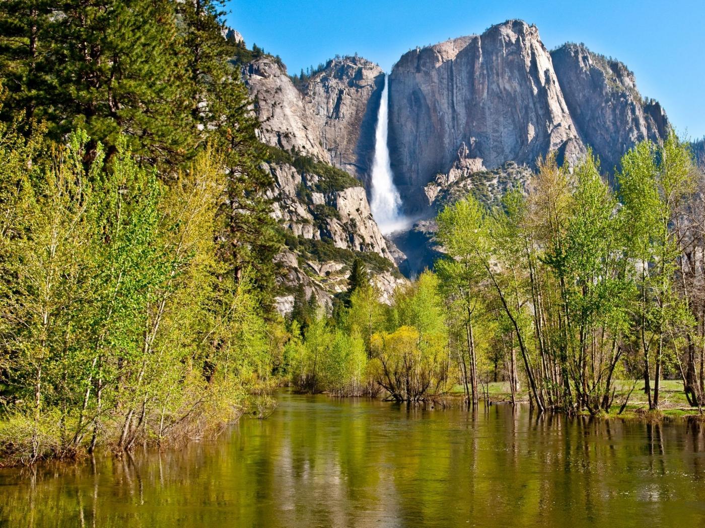 32337 télécharger le fond d'écran Paysage, Montagnes, Cascades - économiseurs d'écran et images gratuitement