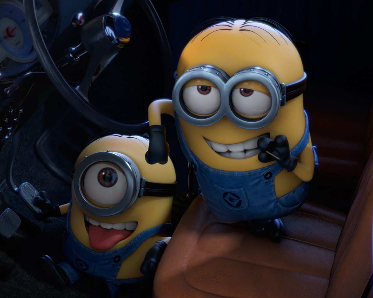 19576 download wallpaper Cartoon, Despicable Me screensavers and pictures for free