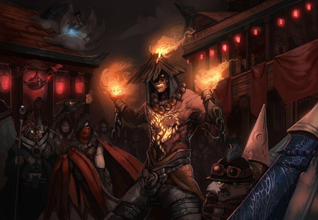 21313 baixar papel de parede Jogos, League Of Legends - protetores de tela e imagens gratuitamente
