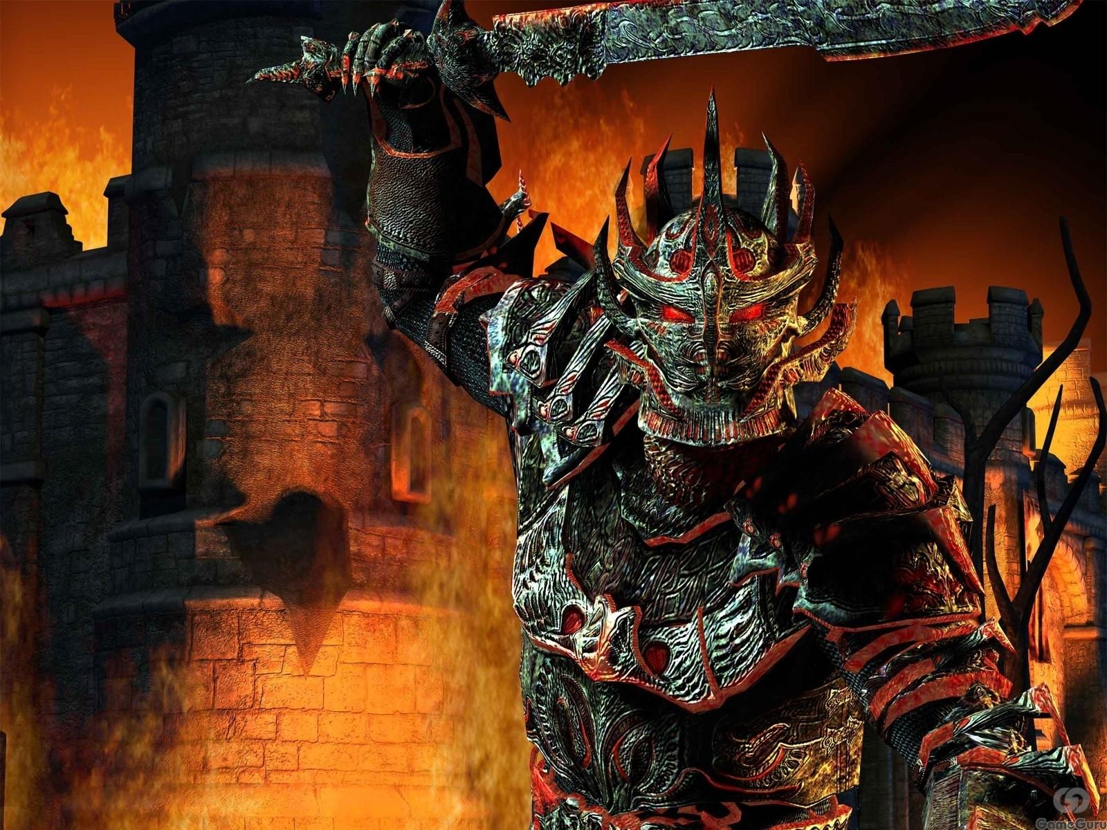 1726 download wallpaper Games, Fantasy, Art, Elder Scrolls, Oblivion screensavers and pictures for free