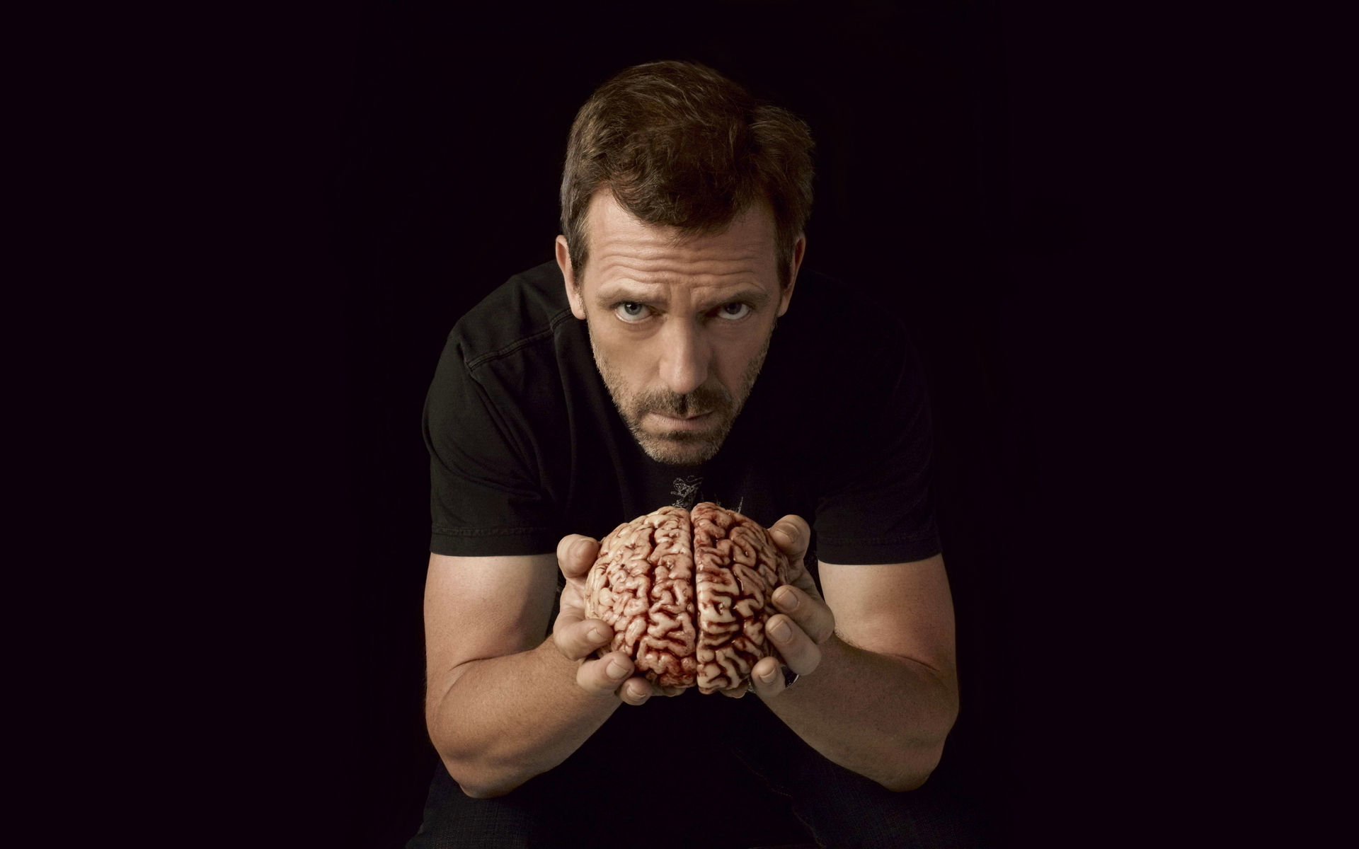 12569 download wallpaper Cinema, People, Actors, Men, House M.d., Hugh Laurie screensavers and pictures for free