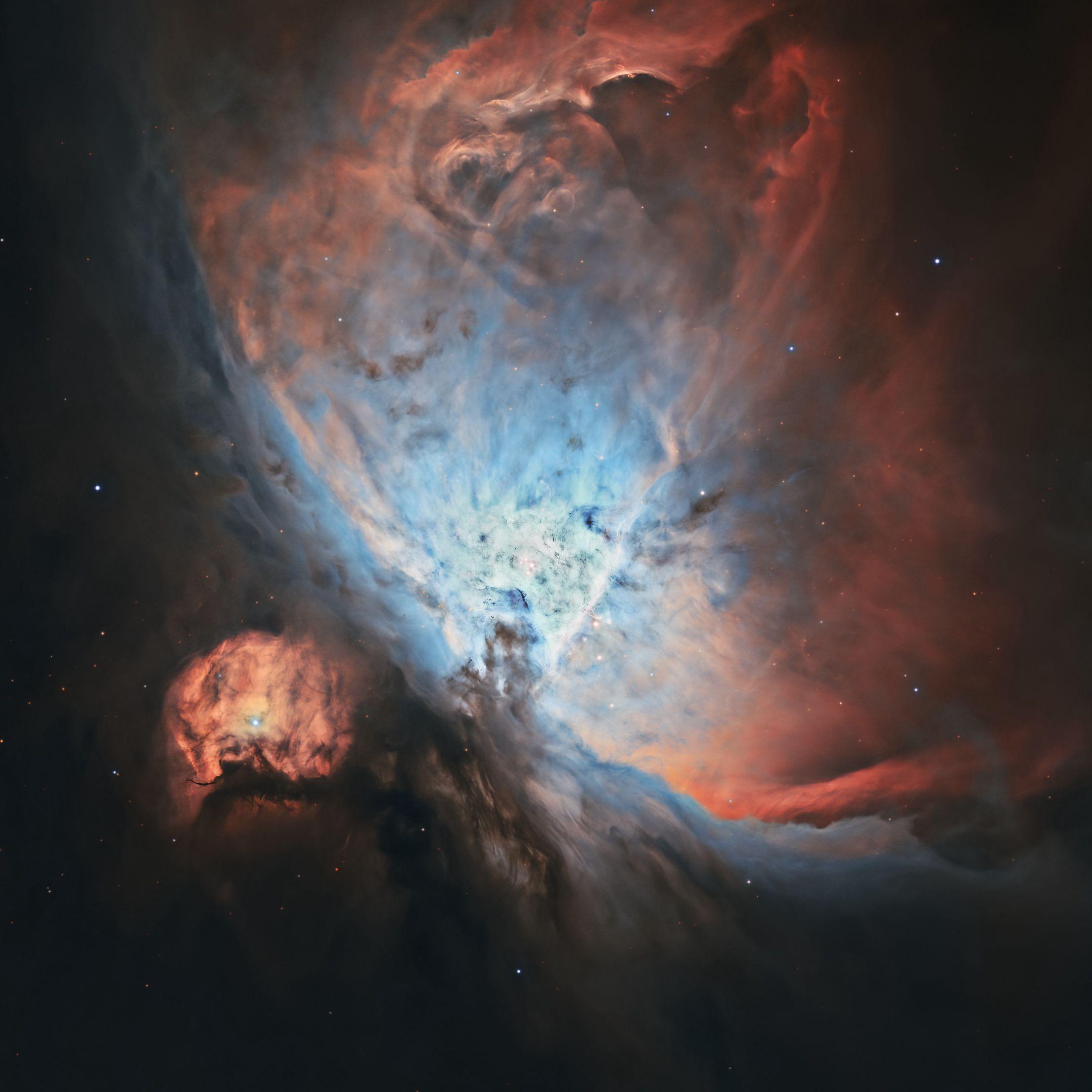 免費下載 66218: 宇宙, 星级, 星云, 辉光, 发光, 猎户座星云 桌面壁紙