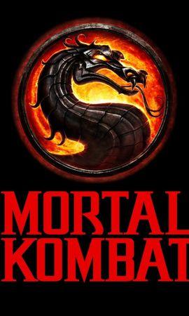 11629 download wallpaper Games, Logos, Mortal Kombat screensavers and pictures for free