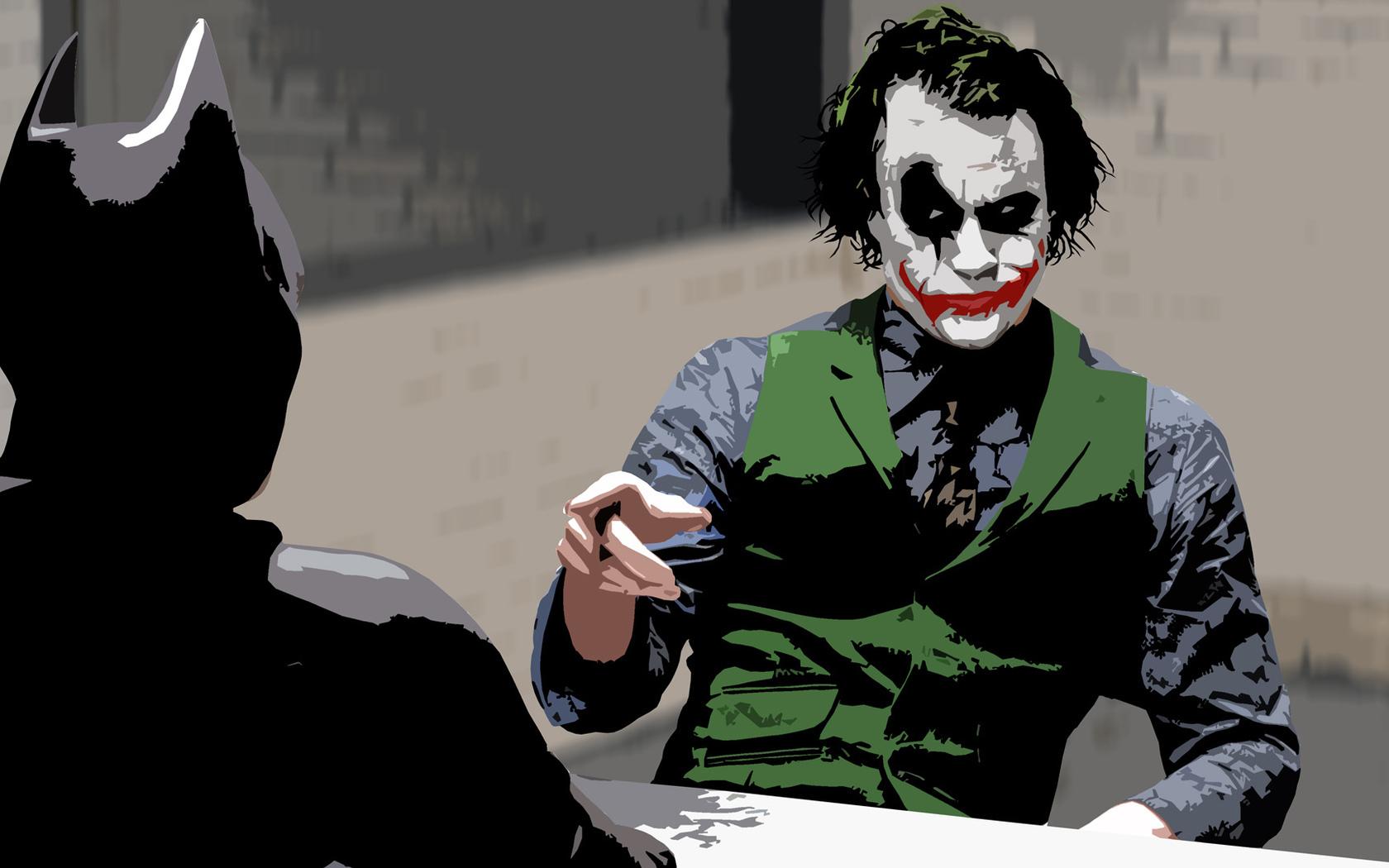 17351 download wallpaper Cinema, Batman, Joker screensavers and pictures for free