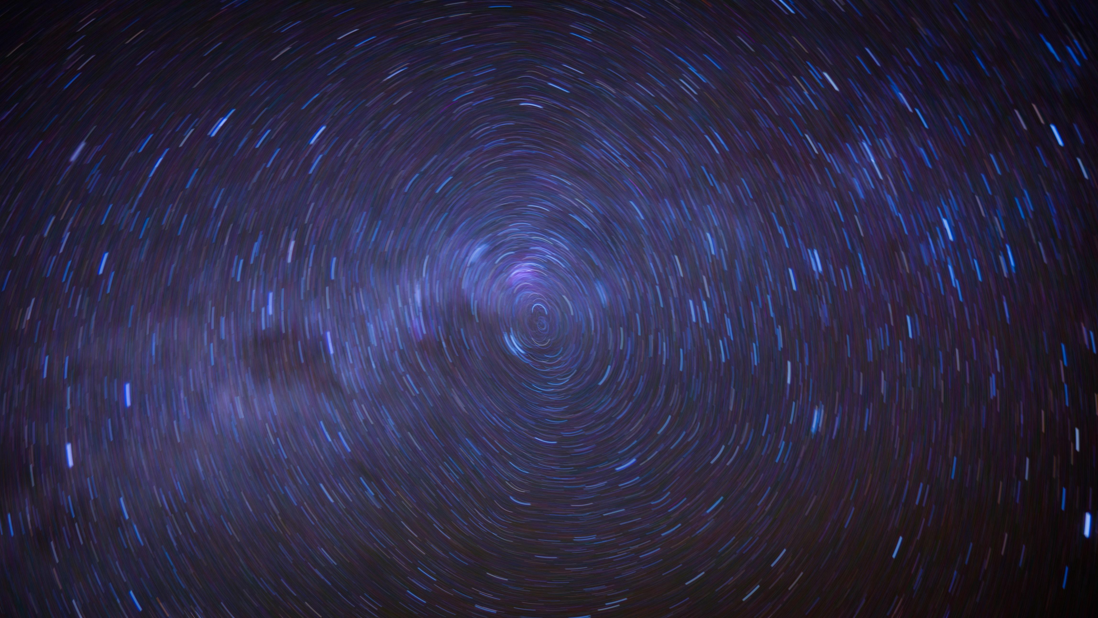 154200 скачать обои Темные, Закручивание, Космос, Небо, Звезды - заставки и картинки бесплатно