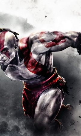 12322 download wallpaper Games, God Of War screensavers and pictures for free