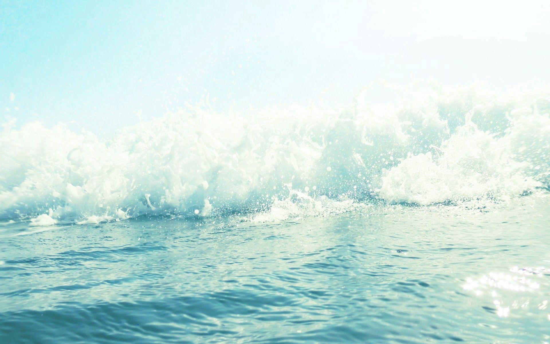 147491 скачать обои Природа, Море, Пена, Волна - заставки и картинки бесплатно