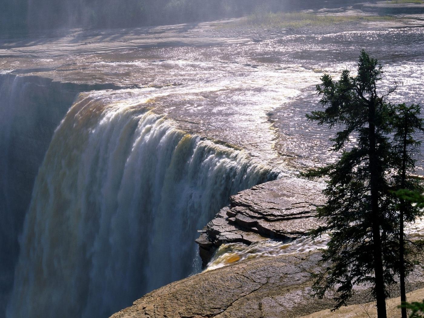 43447 скачать обои Пейзаж, Природа, Водопады - заставки и картинки бесплатно
