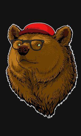 17635 télécharger le fond d'écran Animaux, Contexte, Bears - économiseurs d'écran et images gratuitement