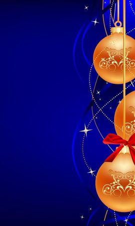 2275 descargar fondo de pantalla Vacaciones, Fondo, Año Nuevo, Navidad: protectores de pantalla e imágenes gratis