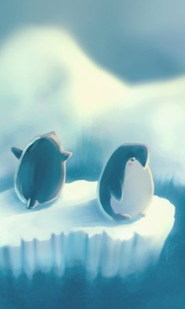 12156 download wallpaper Animals, Pinguins, Pictures, Antarctica, Arctic screensavers and pictures for free
