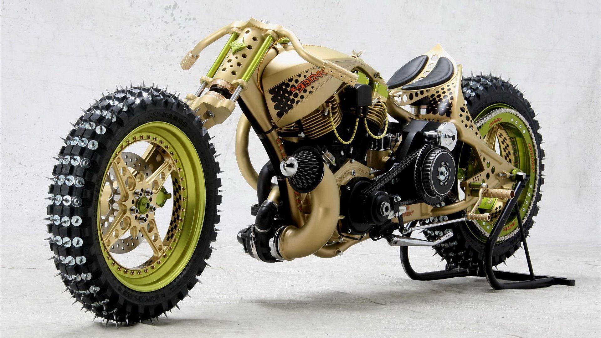105711 Hintergrundbild herunterladen Motorräder, Motorrad, Deutschland, Tgs Seppster, Eisrennfahrer - Bildschirmschoner und Bilder kostenlos