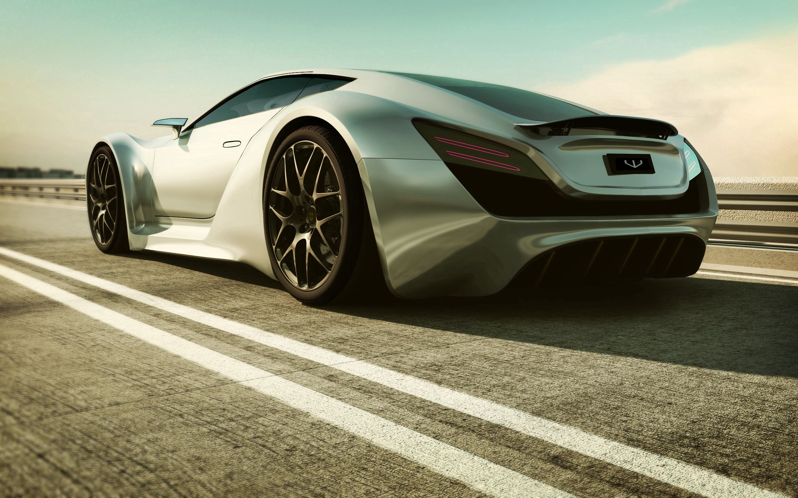 152733 Screensavers and Wallpapers Road for phone. Download Car, Art, Cars, Road, Machine, Supercar pictures for free